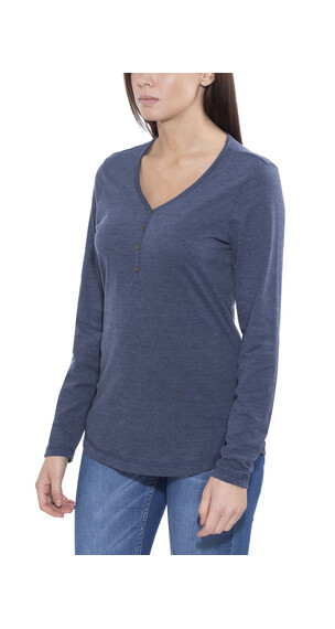High Colorado Erika-L longsleeve blauw